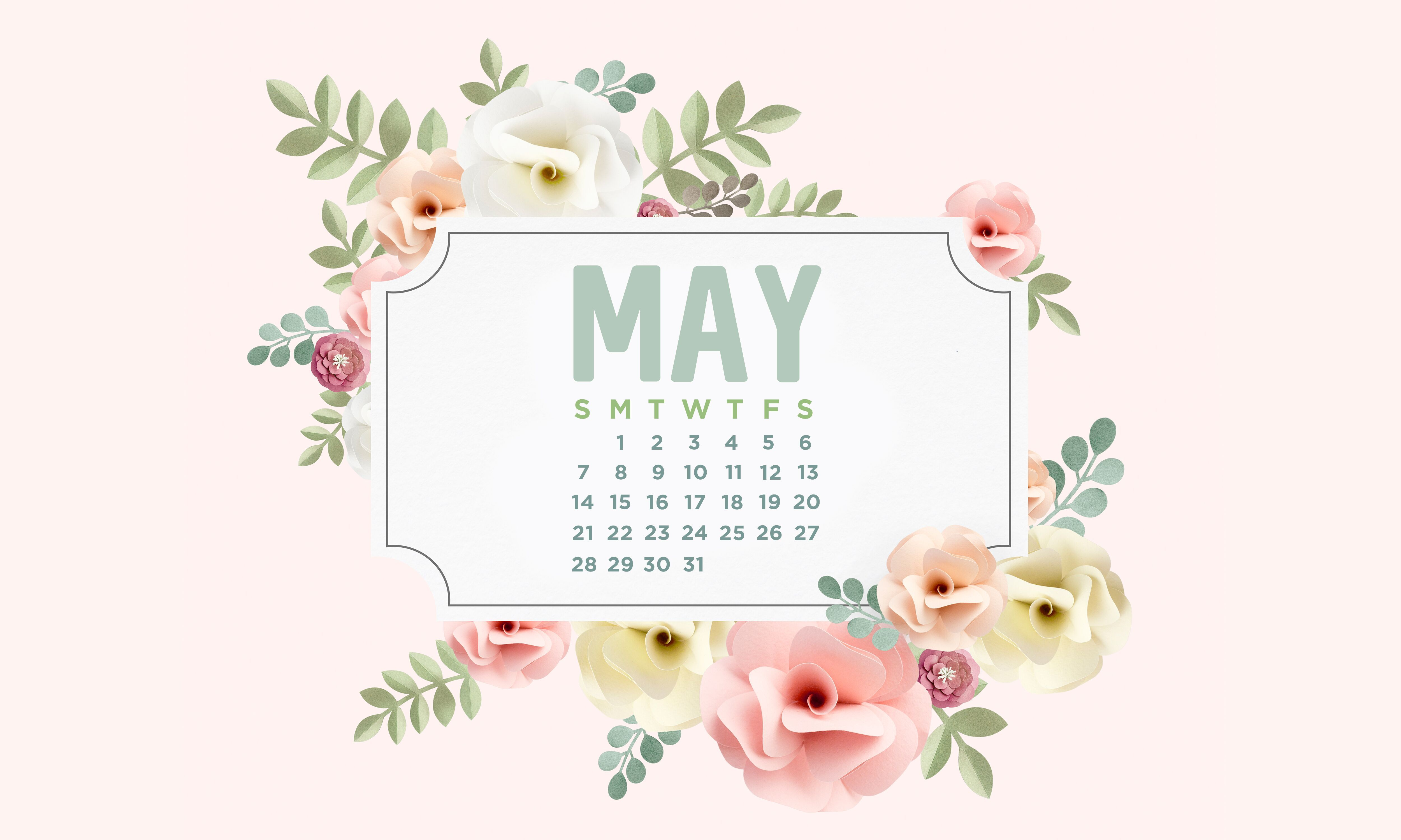 Calendar Wallpaper May : Printable may calendar wallpaper maxcalendars