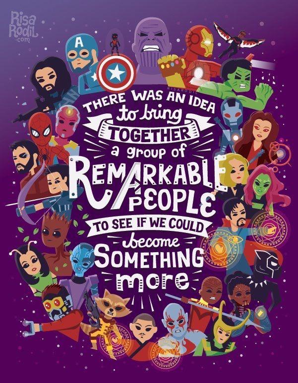 Surjio Una Idea De Juntar A Un Grupo De Personas Con Poderes