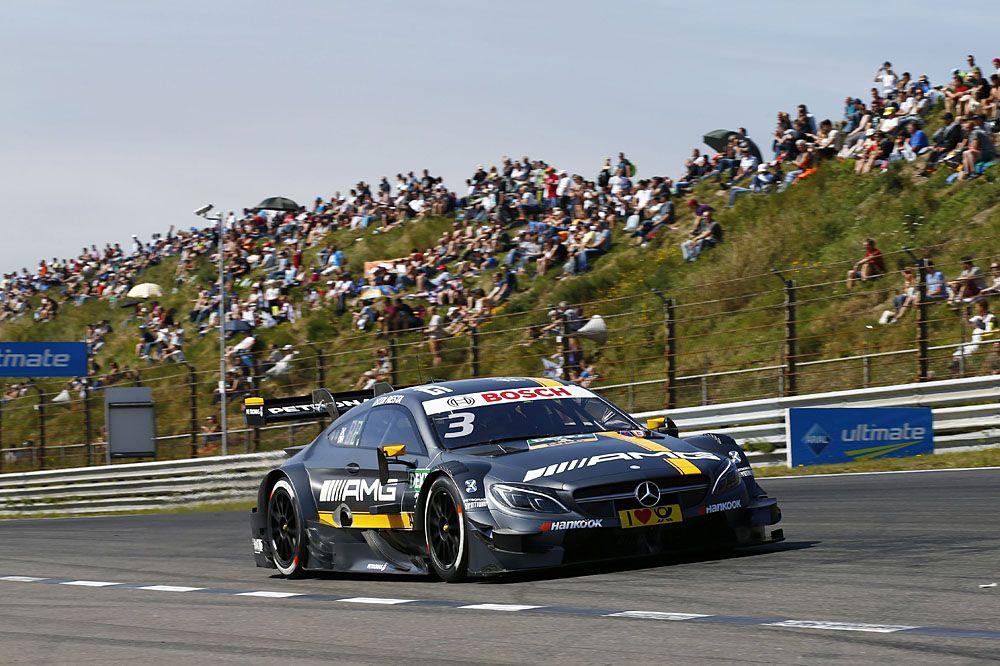 DTM Zandvoort 2016 Race Pics Mercedes benz