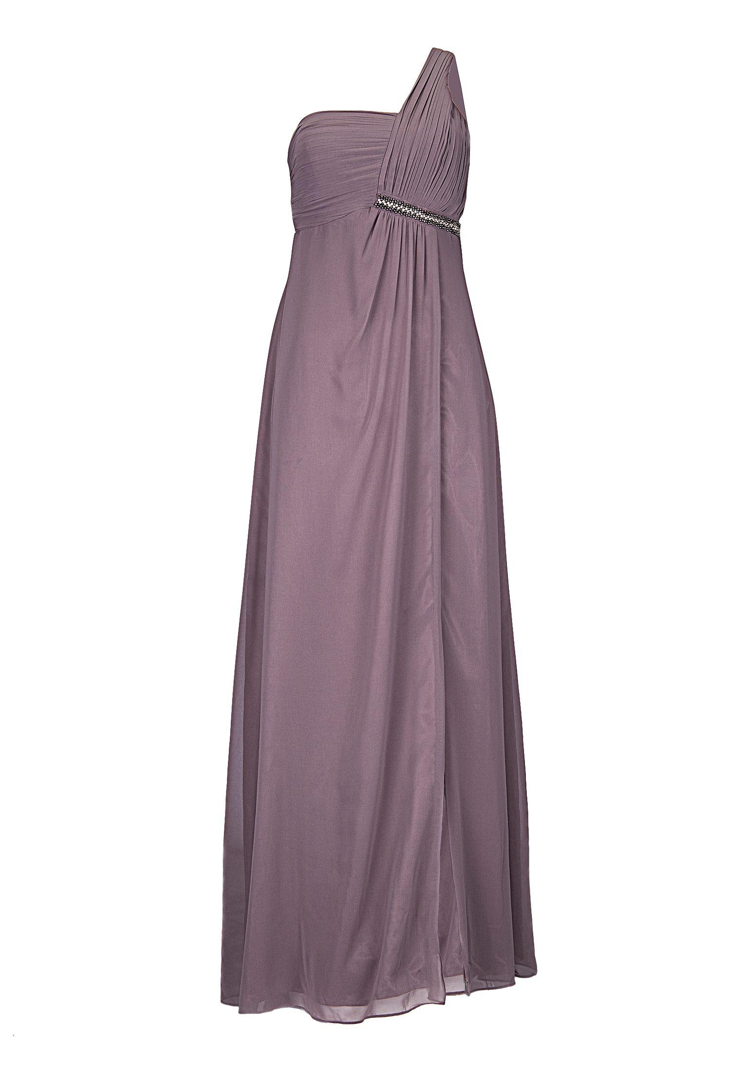 Abendkleid in braun von Vera Mont aus der Kollektion \