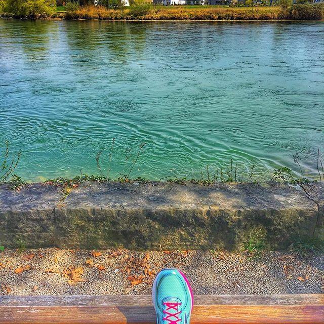 "@tribine via Instagram: ""Laufen am Rhein#rhein#derrhein #rheinstagram #running #myrun#irun#laufen#brooksrunning#trilife #training #triathlon #instatri #workout#instafit #instafitness"" #WinNeverTie #WhatsYourFit"