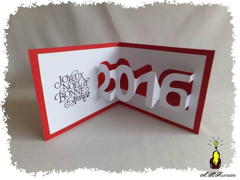 Afocal bretagne une carte de voeux avec une technique de - Modele carte de voeux gratuite a imprimer ...