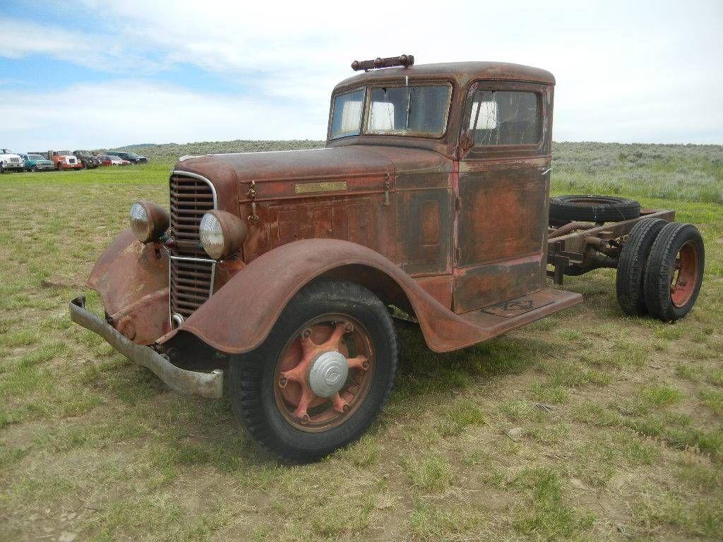 Vintage Trucks For Sale >> 1935 Diamond T Truck For Sale 1781563 Hemmings Motor News