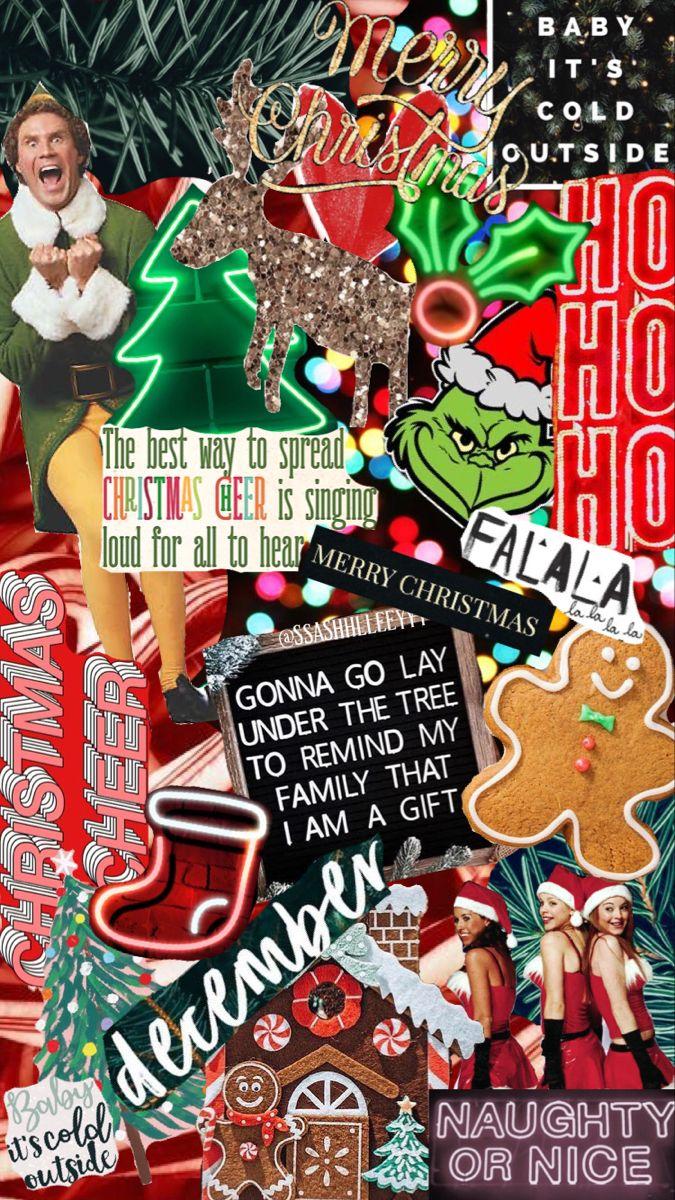 Vsco Juliamassab123 Cute Christmas Wallpaper Christmas Wallpaper Wallpaper Iphone Christmas