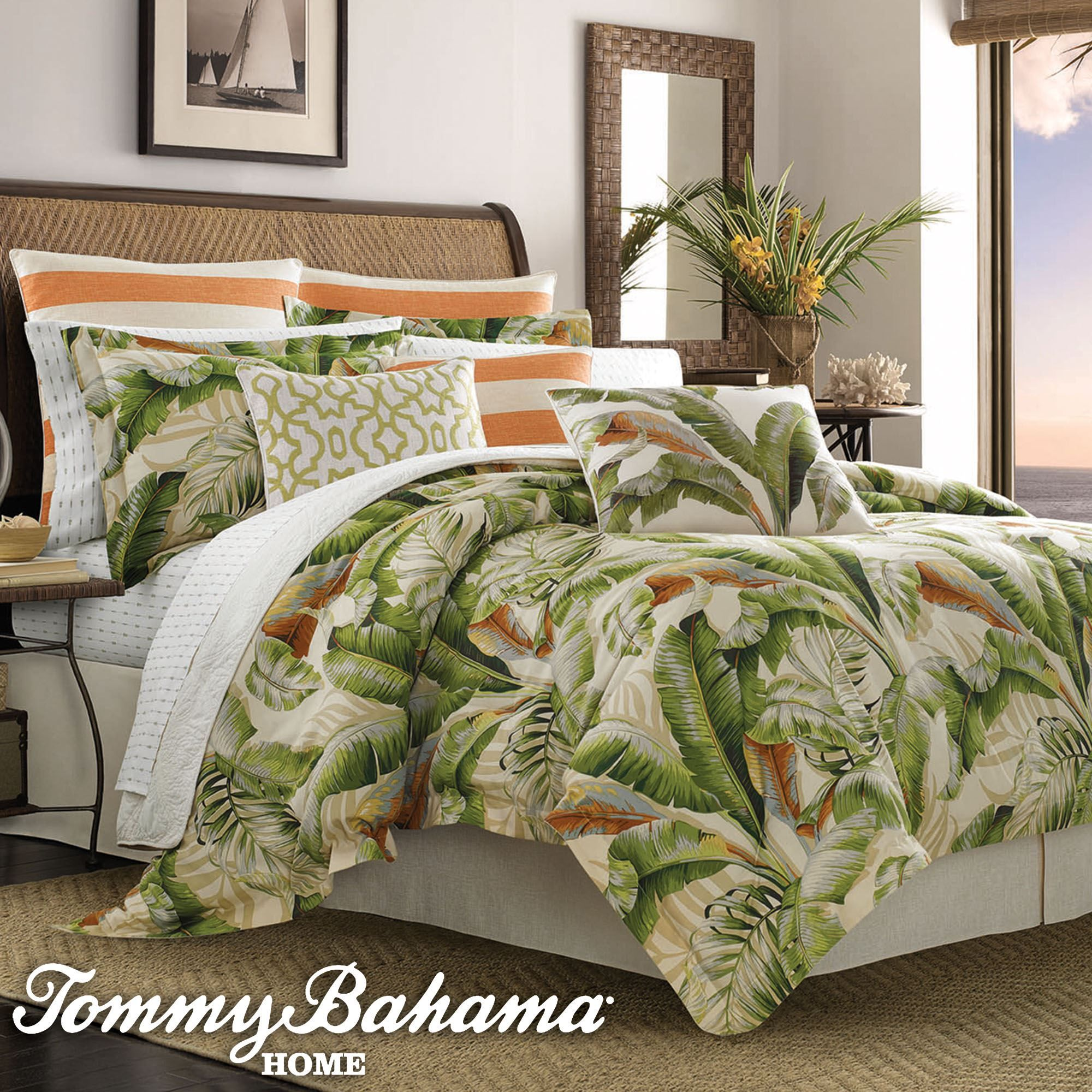 Idea By Linda Yinger On Beautiful Rooms Comforter Sets Tommy