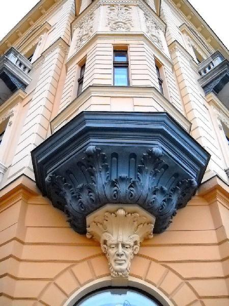A CIB Bank in Debrecen, Hungary. (What a magnificent building!)