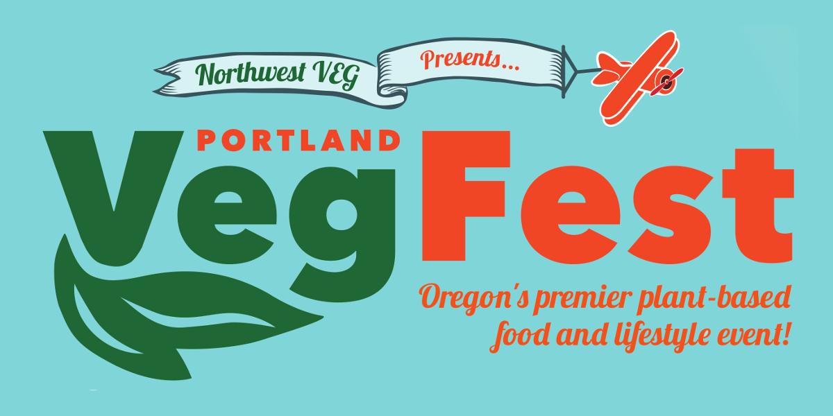 11th Annual Portland VegFest - Oregon Convention Center - November 14 & 15, 2015.