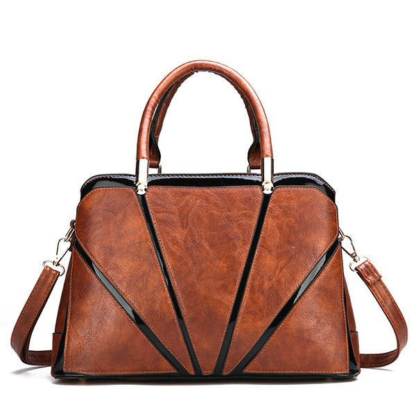 5bf0ceb065c4 Hot-sale designer Women Pure Color Faux Leather Designer Handbags Crossbody  Bags Online - NewChic