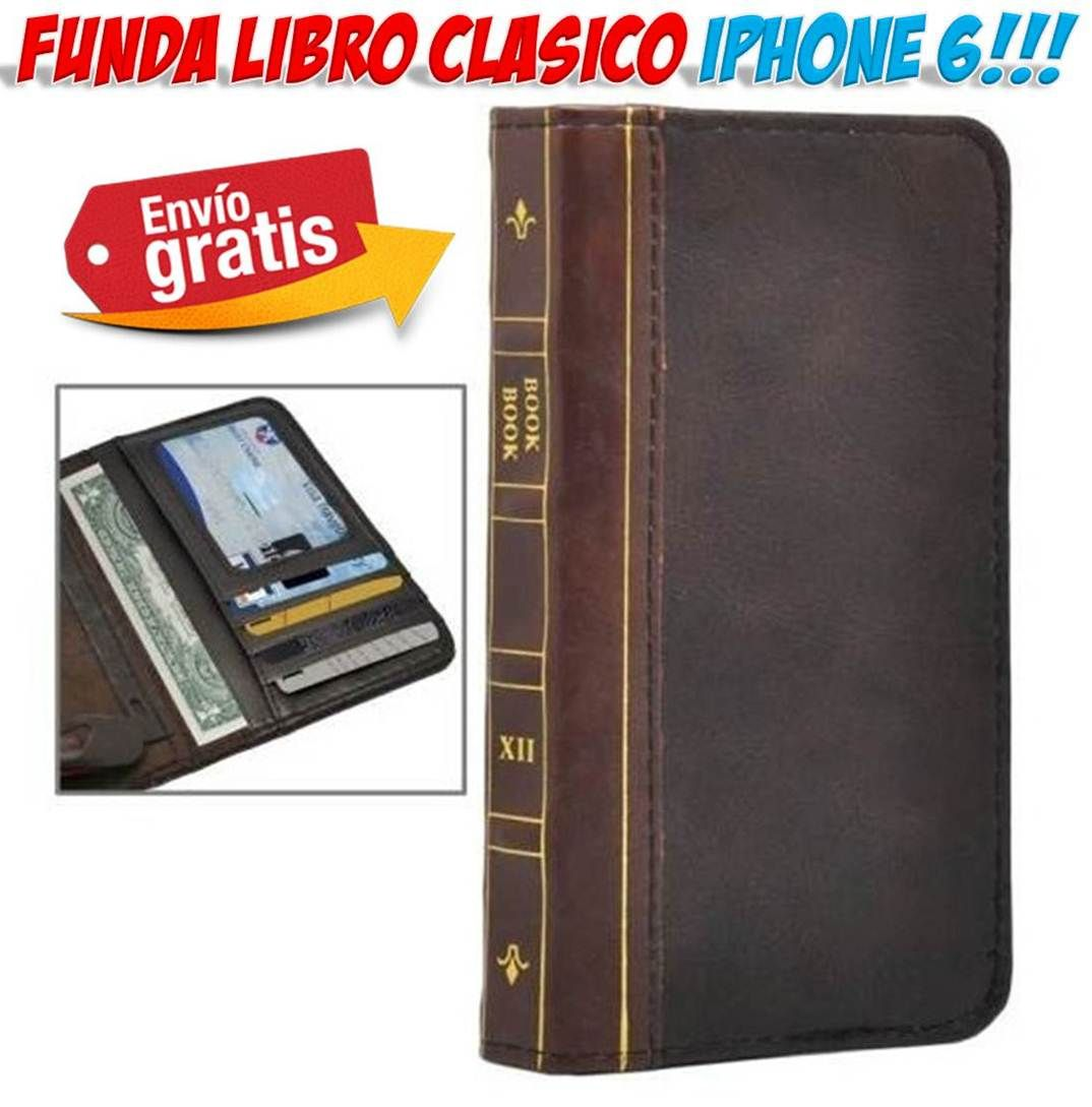 Venta De Libros Baratos Funda Iphone 6 Bookbook Diseño Libro Clasico