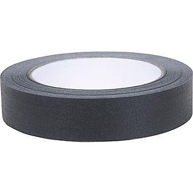 Duck Brand Colored Masking Tape 94 X 60 Yards Black Colored