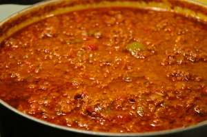 This recipe for just plain chili is great for anyone on the Ideal Protein program. For more Ideal Protein friendly recipes, visit our recipes page.