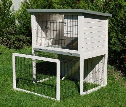 cage clapier lapin cage a lapin pinterest clapier lapin clapiers et lapin. Black Bedroom Furniture Sets. Home Design Ideas