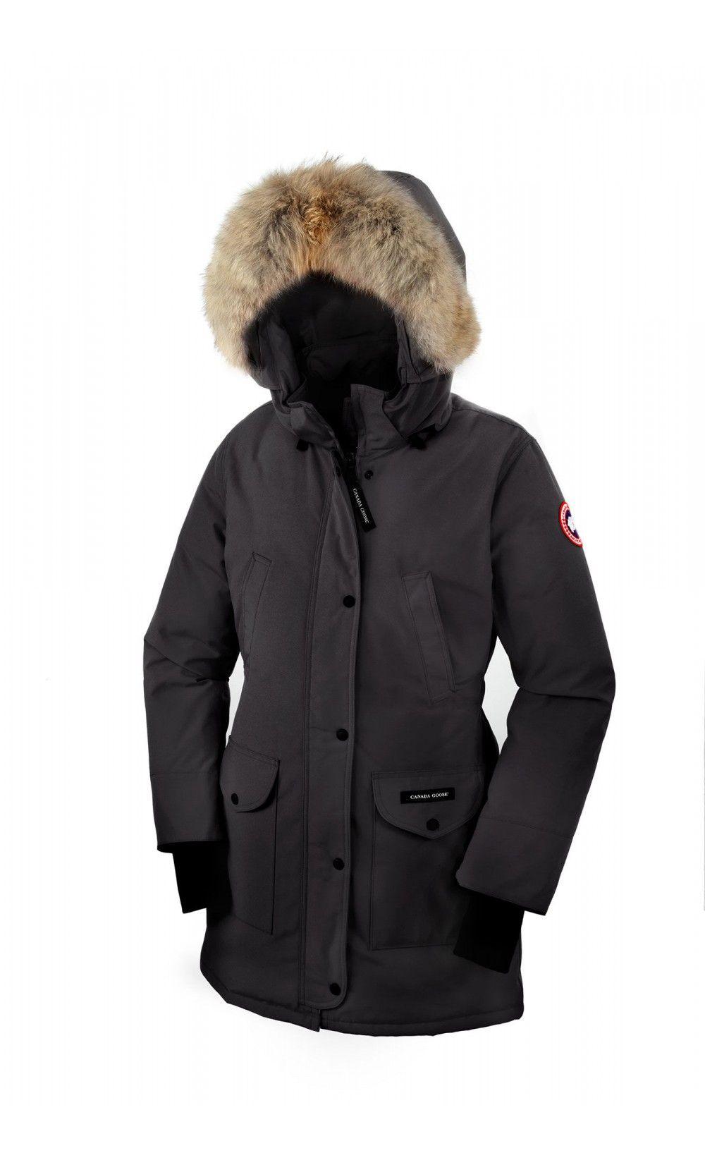 b960079b200 Canada Goose Trillium Parka Black Women - Canada Goose #canadagoose #parka # jacket #fashion #style #shopping #women #lifestyle