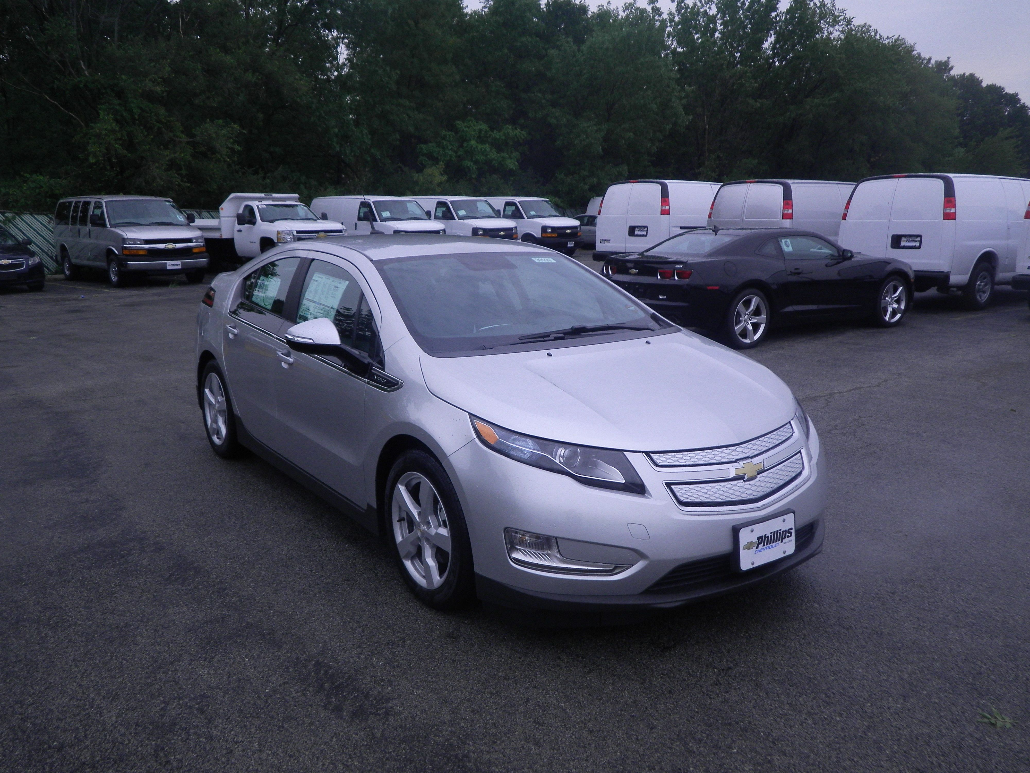 2013 Chevrolet Volt Priced At 39 043 After Discounts