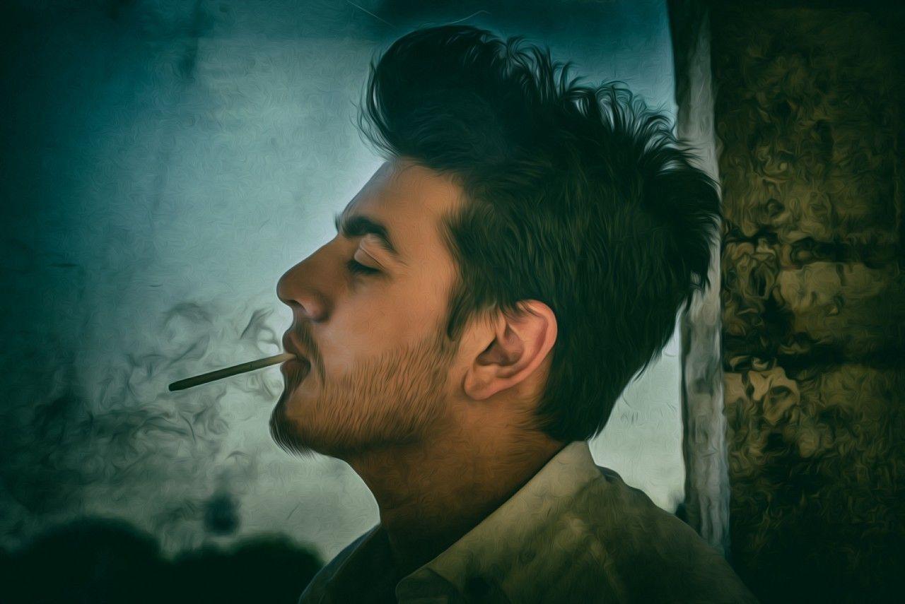 Style fashion man fitness smoke cigarette sadboy sad boy guy beard style hair style photography photo tumblr pinterest instagram men gentleman