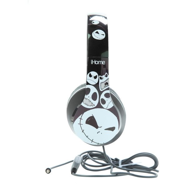 4056b7a3905 The Nightmare Before Christmas Jack Skellington Headphones