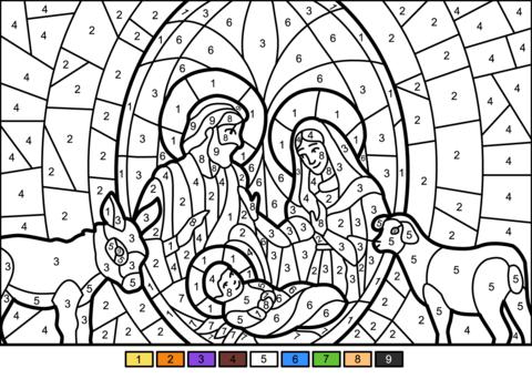 Pin By Patricia Adams On Boze Narodzenie Nativity Coloring Pages Coloring Pages Nativity Coloring