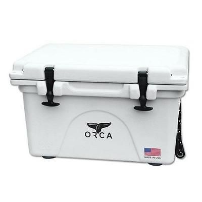 White Heavy Duty Cooler 58 Quart Orca Ice Chests Orcw058 040232017162 Orca Cooler Orca Cooler