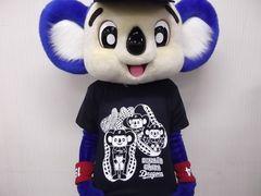 ドアラ 公式ブログ Tシャツ 画像1 ドアラ 球団マスコット ブログ