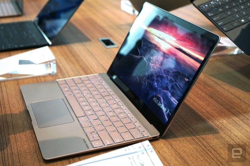 Daftar Laptop Tipis Yang Membuat Anda Tergiur Untuk Memilikinya Asus Macbook Gadget Computer Gadgets