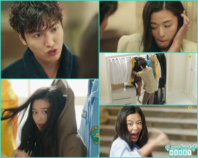 The Legend of the Blue Sea - Teaser 2 - The Weird & Funny First Encounter