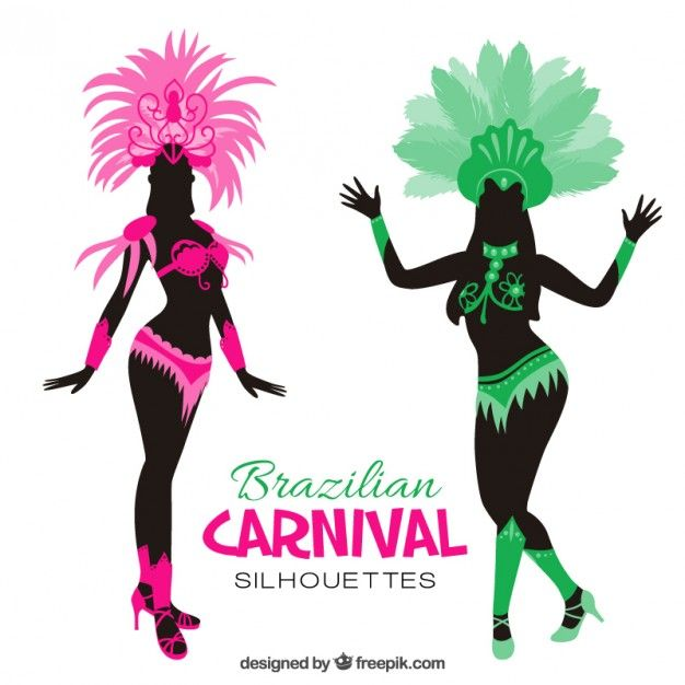 Kids Brazil Carnival Costume
