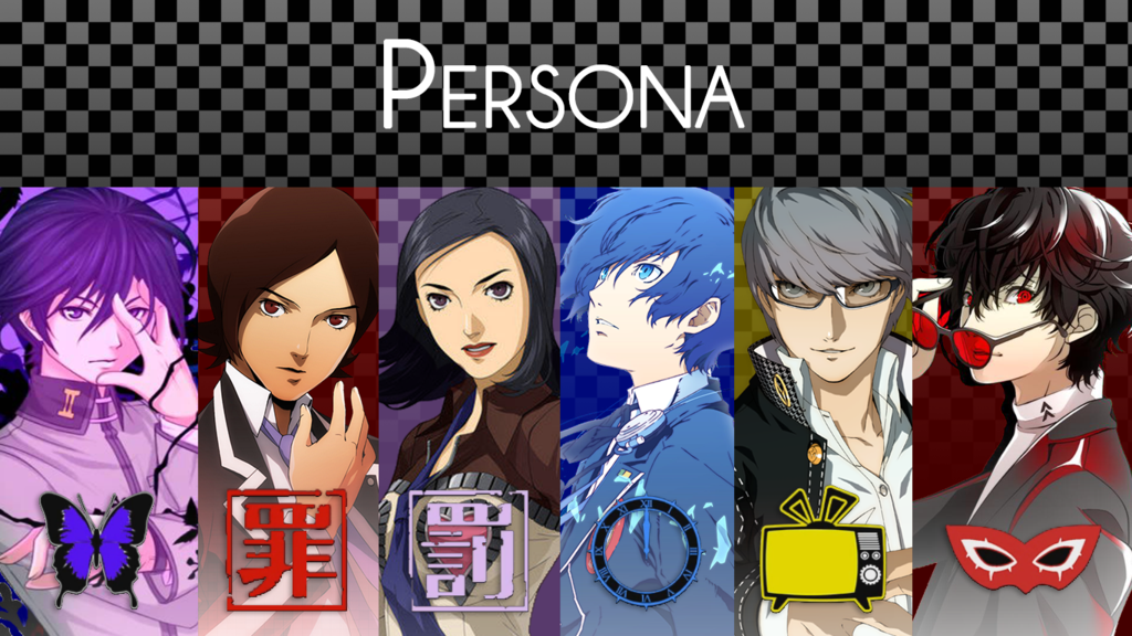 Persona Series Wallpaper by fakemagicalgirl Persona