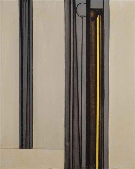 Luc Peire, Trait de Soleil!, 1957