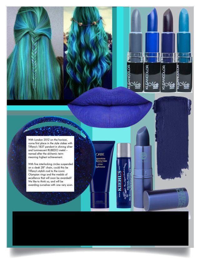 """""""Untitled #326"""" by lizsatt ❤ liked on Polyvore featuring beauty, Lipstick Queen, Oribe, RGB, Kiehl's and Tiffany & Co."""