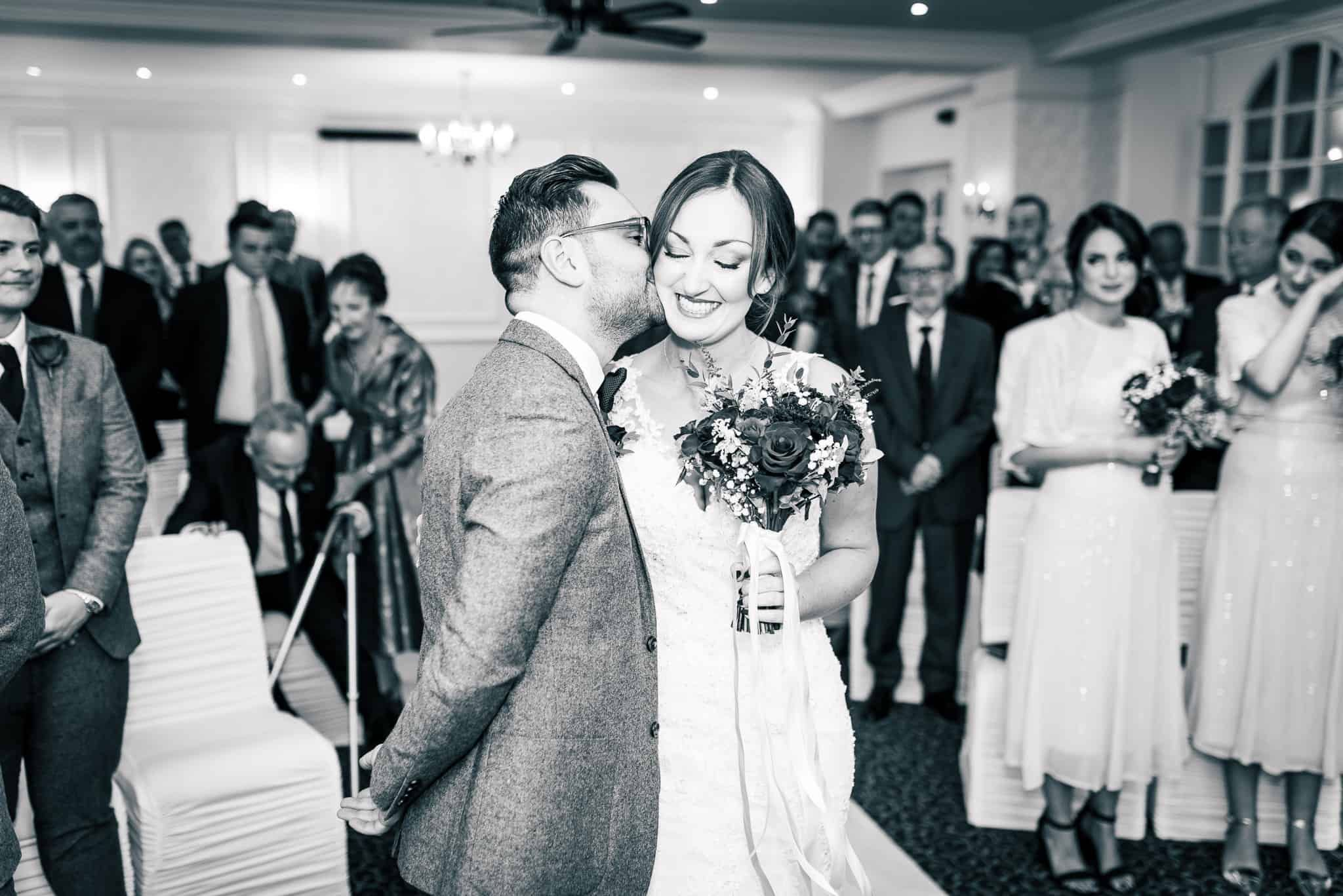 Hythe Imperial Wedding Photographer review from Tara