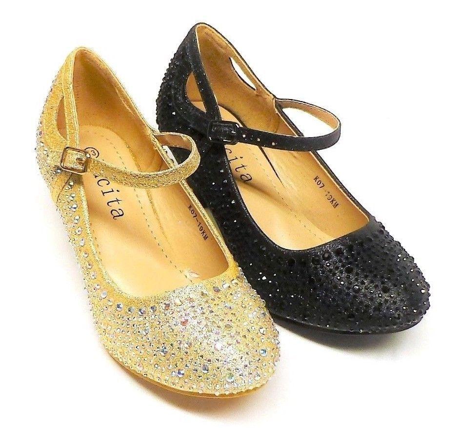 Lucita K07 Girls/' Dress Evening /& Party Shoes