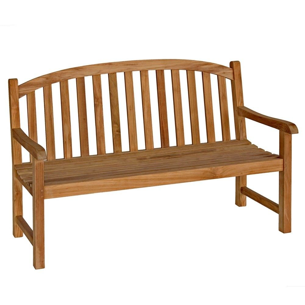 Three Birds Casual Victoria Garden Bench 5'