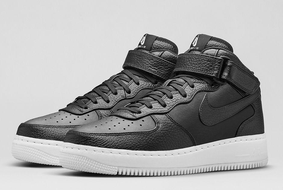 Nike Air Force 1 mid glow originali