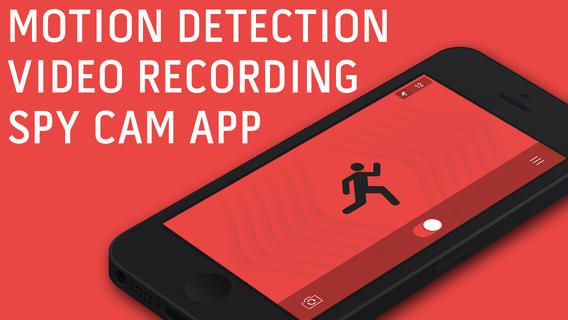 Cambush App, Iphone apps, Spy camera