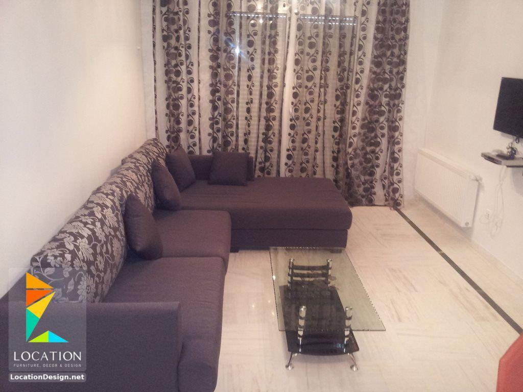 بالصور أجمل ديكورات شقق مصرية صغيرة وبسيطة Home Decor Sectional Couch Decor