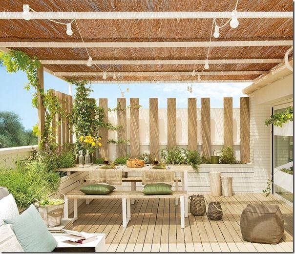 case e interni - arredare terrazzi e balconi (4) | Exteriores ...