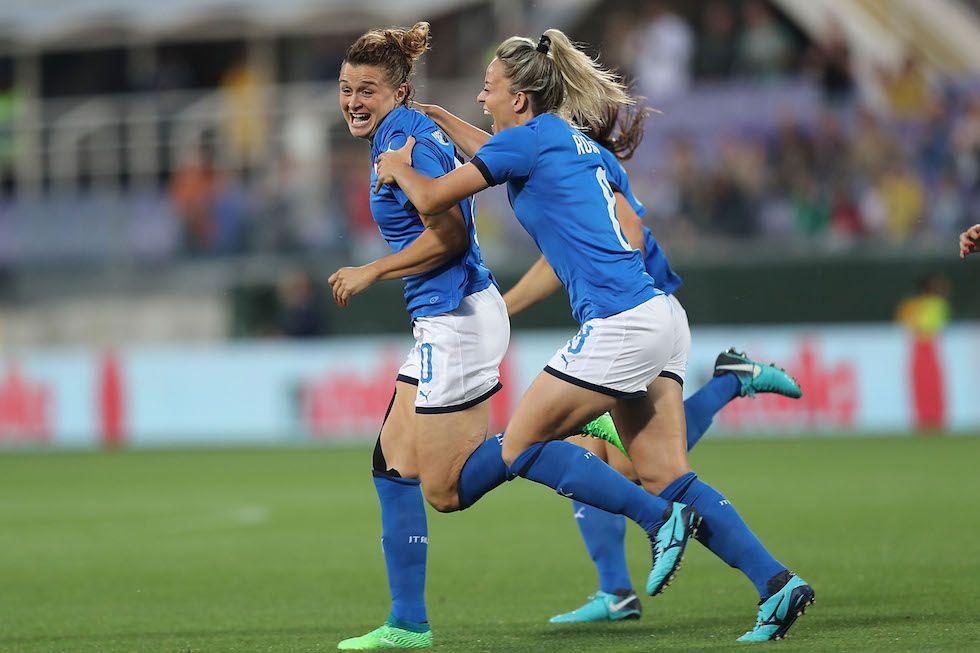 Cristiana Girelli Calcio Femminile Calcio Sport