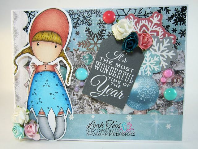 Ode To Paper: A Holiday Card Kit from Quick Creations, Get it No...