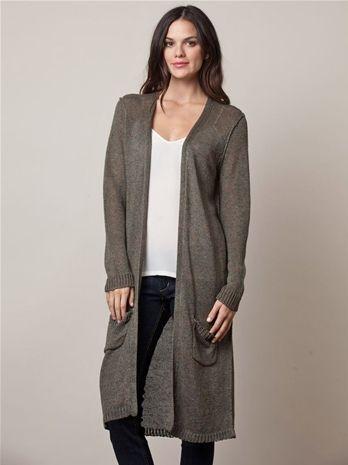 linen-tweed-maxi-cardigan