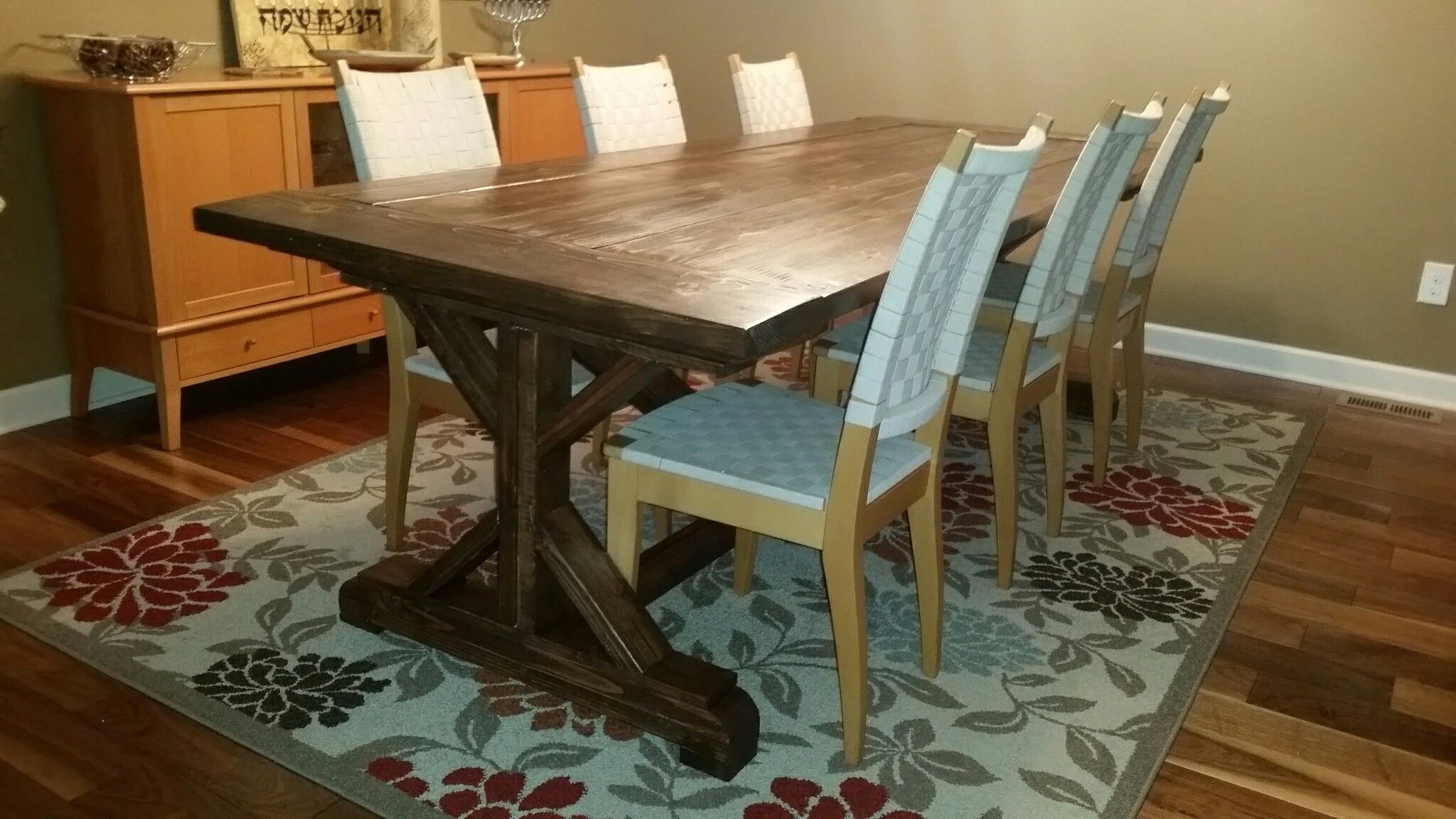Barnhouse Table Dining Table Rustic Dining Table Rustic Dining