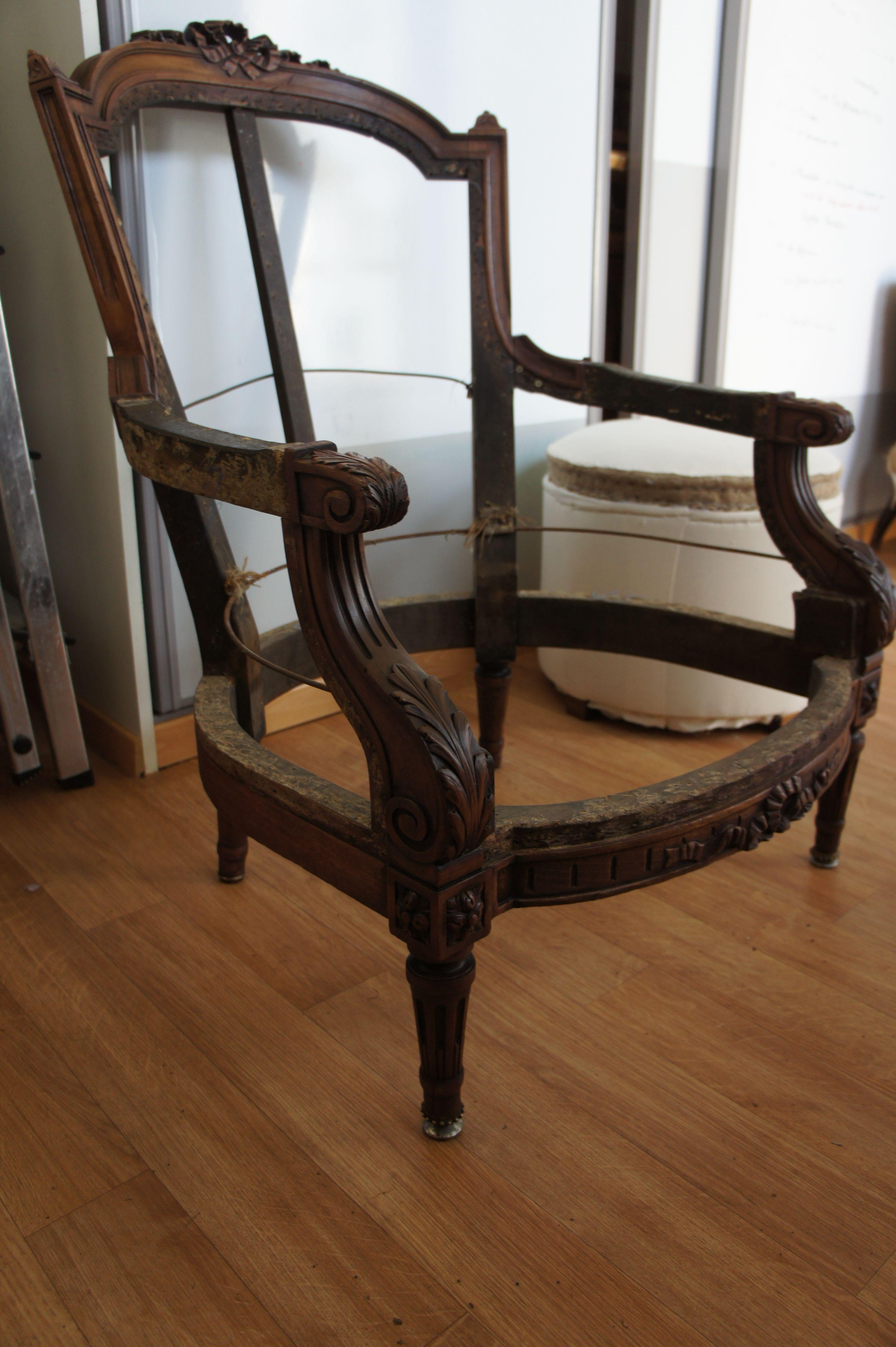 Comment Refaire Un Fauteuil Tapissier dégarnir le fauteuil | meuble, fauteuil, tapissier décorateur