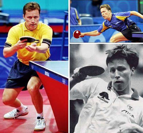 Jan Ove Evergreen Waldner Table Tennis Legend Table Tennis Tennis Legends Tennis