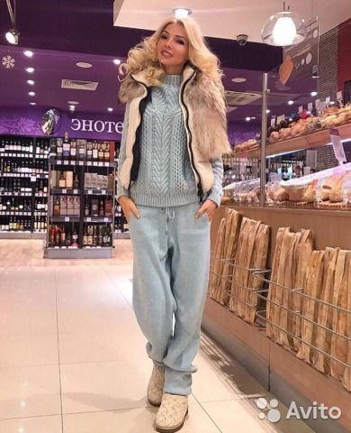 Кашемировый костюм Италия — фотография №1   шорты брюки   Knitting ... 6e88c692cb1