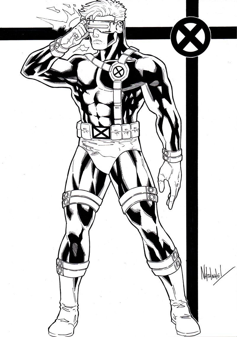 Ciclope x-men série cards.( 2015 )