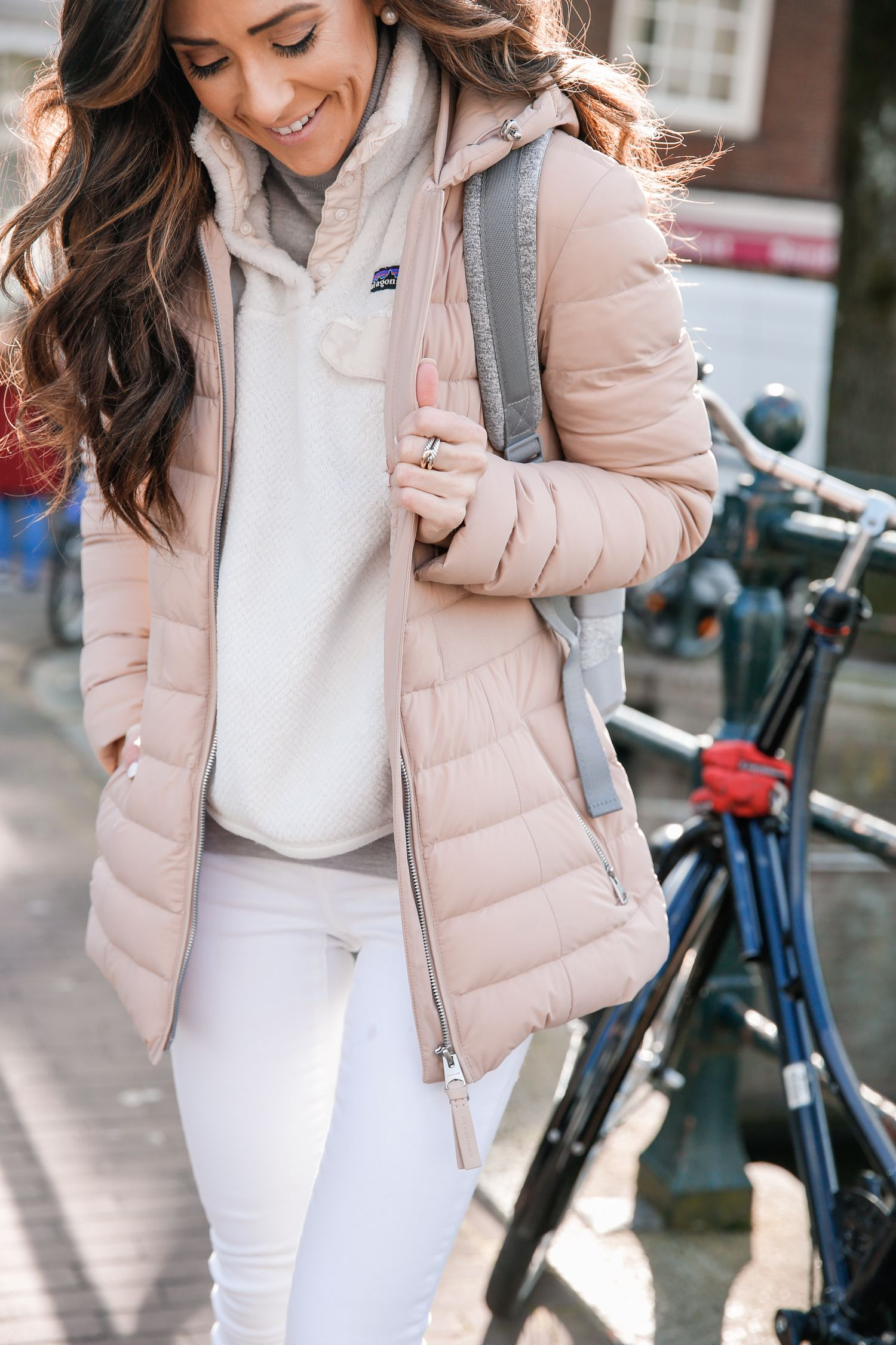 What To Wear To Explore Amsterdam | Alyson Haley | How to