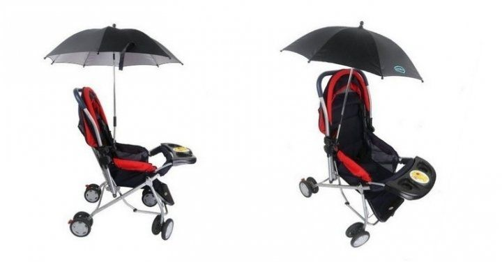 Shielding Baby From Sun While In Stroller Can Be Dangerous http://www.lavahotdeals.com/ca/cheap/shielding-baby-sun-stroller-dangerous/108680