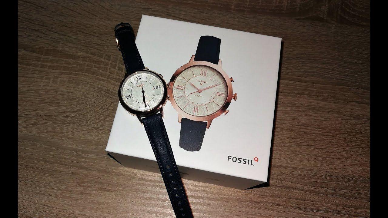 fossil uhr glas austauschen