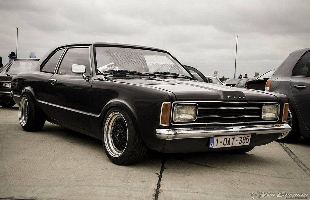 Ford Taunus Coches Clasicos Ford Coches Y Motocicletas