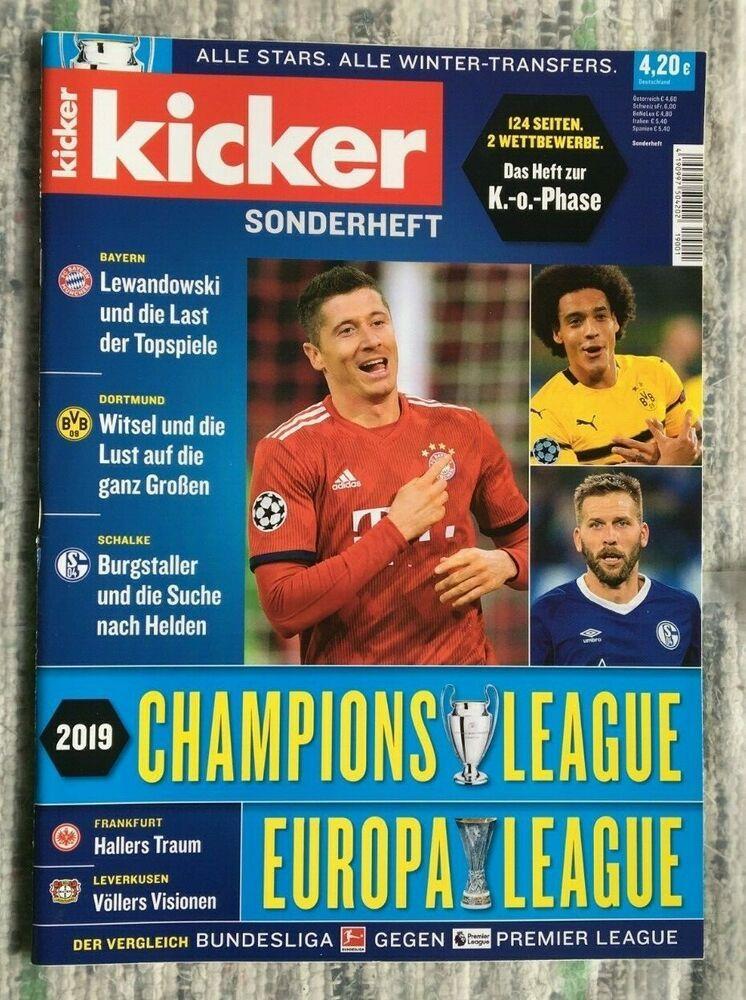 Pin Von Wolfgang Sittig Auf Magazine Europa League Bundesliga Bvb Dortmund