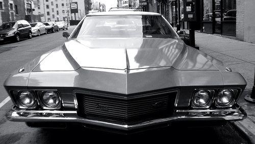 corcorannyc:    1971 Buick Riviera. (by CMMooney)